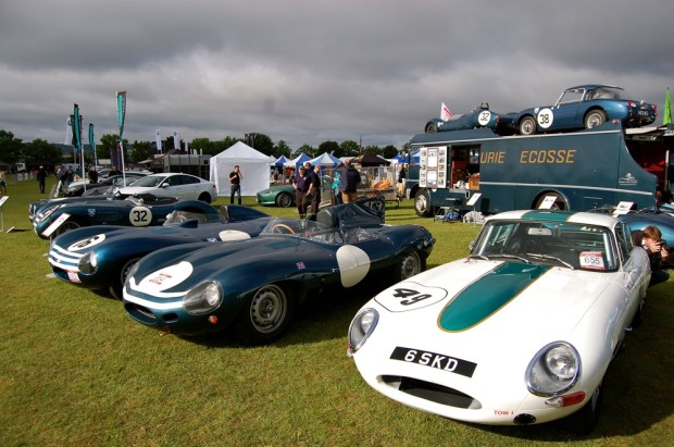 2013 Kop Hill Climb Record Crowds: Ecurie Ecosse Collection