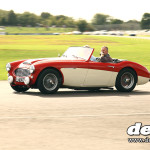 Castle Combe Autumn Classic 2013: Austin Healey