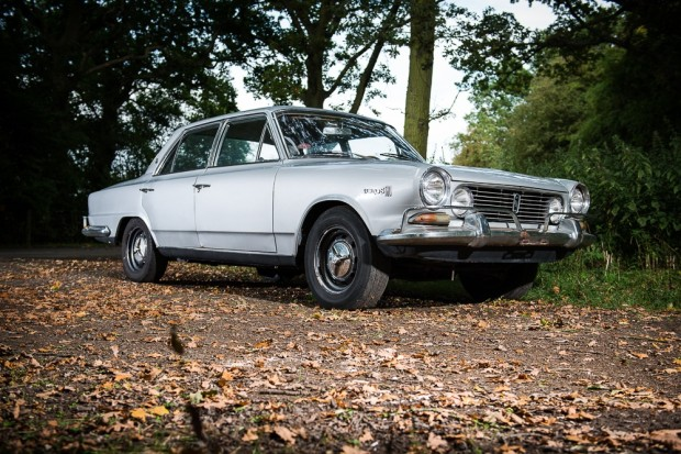 Silverstone Auctions Record At NEC Classic Motor Show