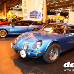 2013 NEC Classic Motor Show Report: Brace of Alpine Renaults