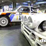 2013 NEC Classic Motor Show Report: Ford RS200 and Peugeot 205T16