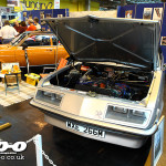 2013 NEC Classic Motor Show Report: Vauxhall HP Firenza