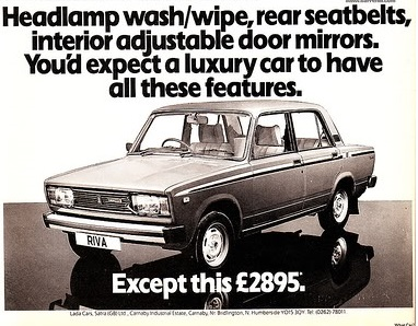 Five Retro Classic Car Adverts Revisited