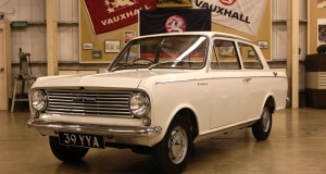Four Vauxhall Anniversaries Marked At NEC Classic Motor Show