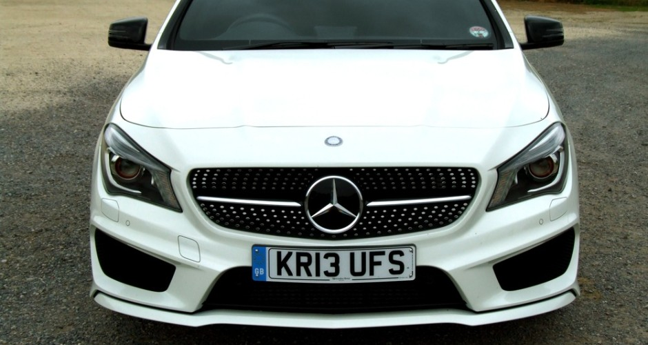 Driven: Mercedes-Benz CLA220 CDI AMG Sport