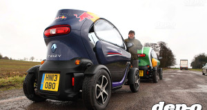 Are 'Friends' Electric? Renault Twizy And Zoe