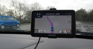 Product test: Garmin Nuvi 50 Sat Nav