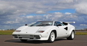 Low Mileage Lamborghini Countach For Sale
