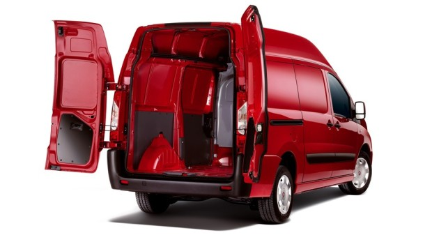 Scudo van – the right solution for your business