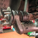 Replacing Alfetta Rear Wheel Bearing