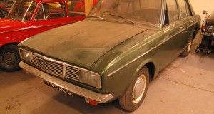 NOW SOLD: Project 1969 Singer Gazelle with spares