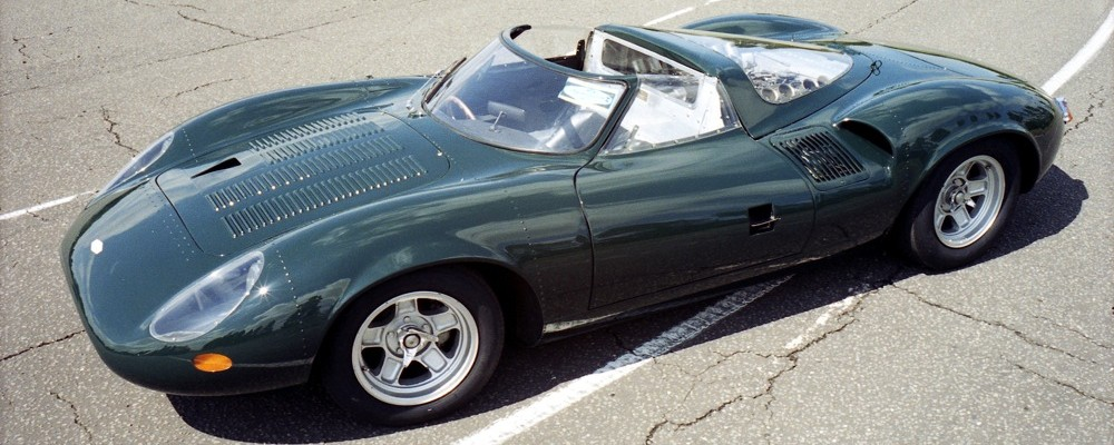 Second Time Lucky For Jaguar's XJ13 and XK180?