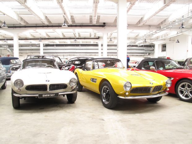 Visit: BMW Group Classic