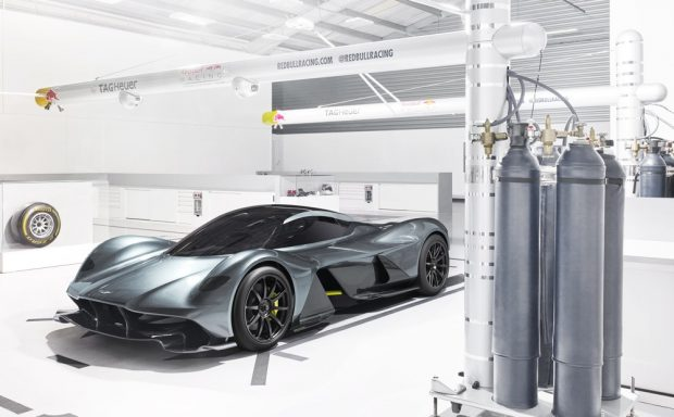 Aston Martin and Red Bull Racing's New AM-RB 001
