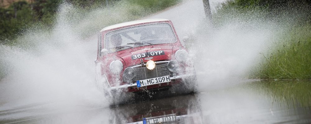 Driven: Mini Cooper S Works Replica