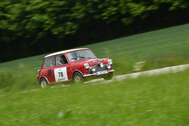 Mini Cooper S Works Replica