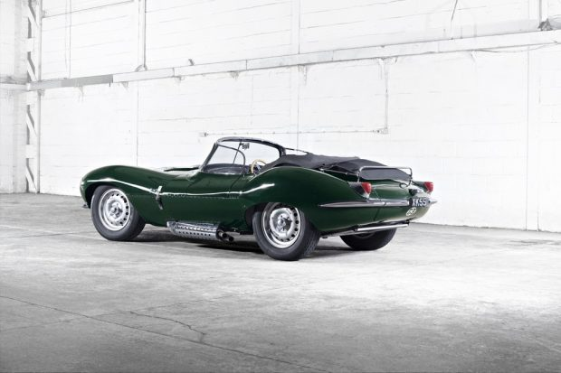 Comeback of the Jaguar XKSS